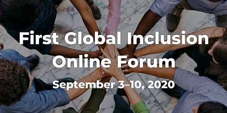 GLOBAL FORUM ON INCLUSION tickets