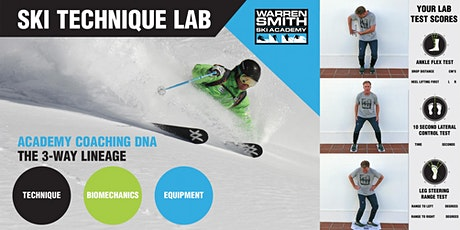 WSSA - SKI TECHNIQUE LAB UK TOUR 2020 tickets