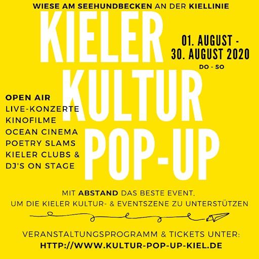 Kieler Kultur Pop-Up logo