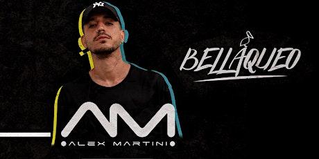 ALEX MARTINI en BELLAQUEO| Sala Pelícano entradas