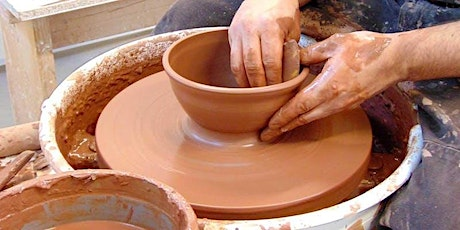 Ceramics: throwing and tiles taster (oct) tickets