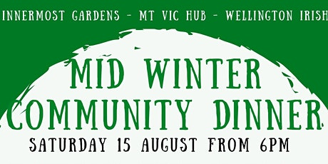 Mid Winter Community Dinner - SOLD OUT tickets