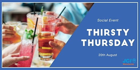 Thirsty Thursday Social tickets