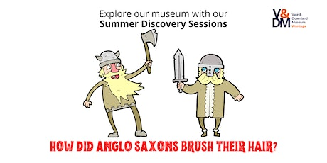 How did Anglo Saxons brush their hair? tickets