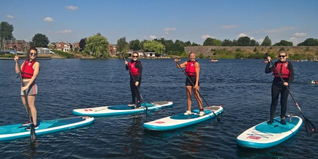 Stand up paddle boarding August 2020 tickets