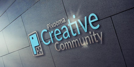 Pixooma Creative Community Meeting tickets