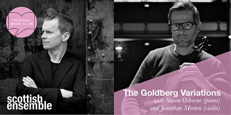 The Goldberg Variations: with Steven Osborne - SE's Musical Book Club tickets