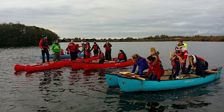 Rafted Canoeing September 2020 tickets