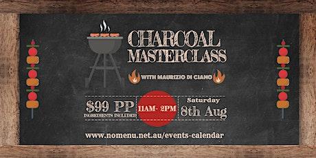 Charcoal Masterclass tickets