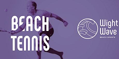 Beach Tennis Community Coaching tickets