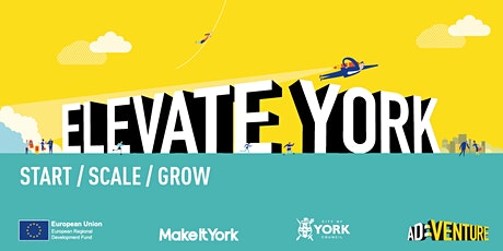 ELEVATE YORK - Networking, Online & In Person tickets