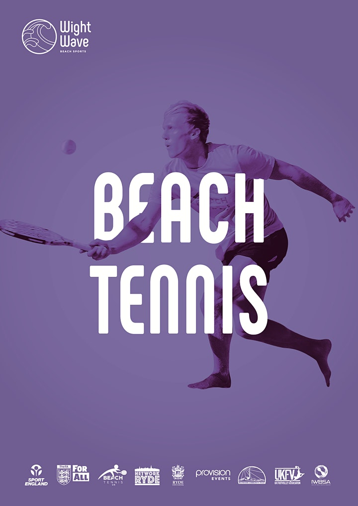 Beach Tennis Community Coaching image