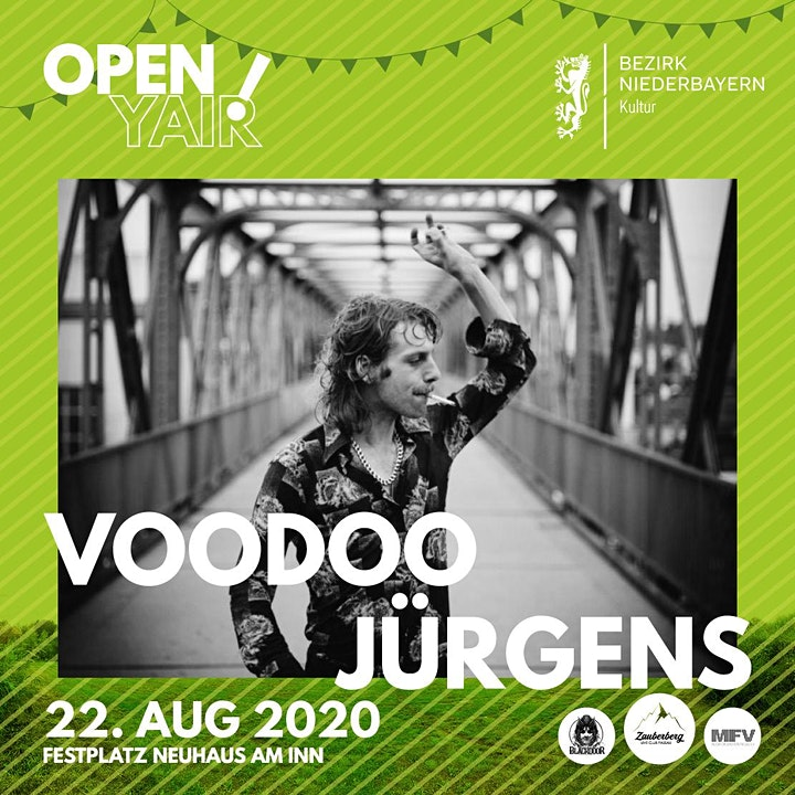 Open Yair!  präsentiert euch MFV • Zauberberg • Blackdoor: Bild