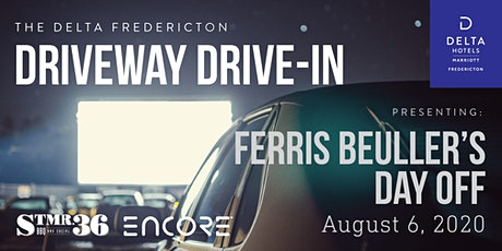 The Delta Driveway Drive-In | THURSDAY AUG 6 | Ferris Beuller's Day Off tickets