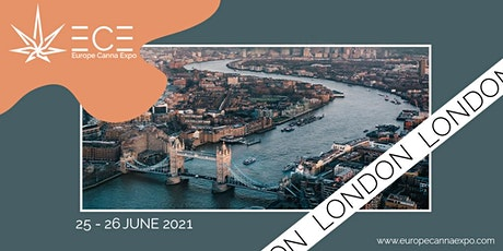 Europe Canna Expo London 2021 tickets