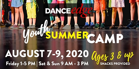 DanceEdge Summer Camp tickets