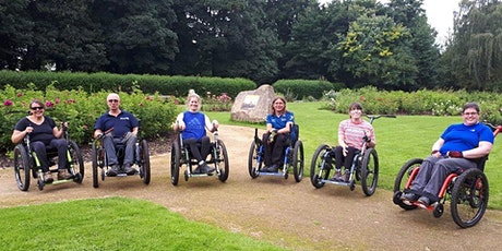 Mountain Trike taster session tickets
