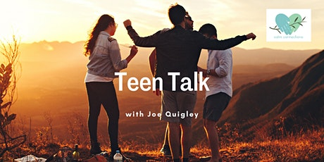 Calm Connections - Teen Talk tickets