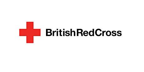 British Red Cross Community Education Digital Classroom - First Aid tickets