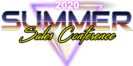 2020 Summer Sales Conference tickets