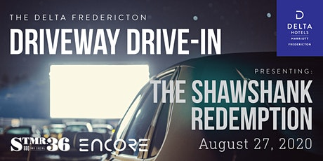 Delta Driveway Drive-In | THURSDAY AUG 27 | The Shawshank Redemption tickets