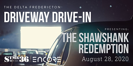 The Delta Driveway Drive-In | FRIDAY AUG 28 | The Shawshank Redemption tickets