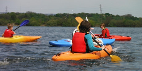 Kayaking Improver sessions tickets