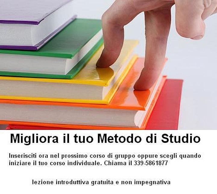 Immagine corso di TECNICHE DI MEMORIA E METODO DI STUDIO EFFICACE