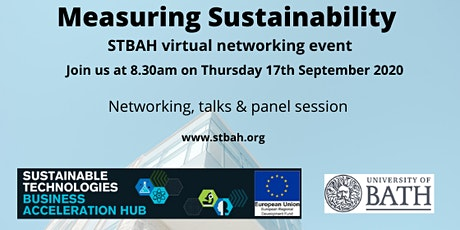 STBAH Measuring Sustainability Networking Event tickets