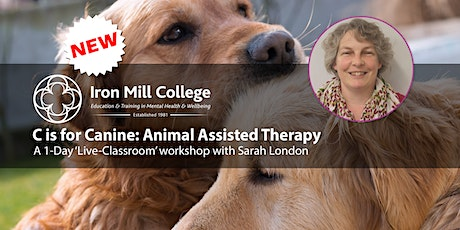 C is for Canine: Animal Assisted Therapy with Sarah London (1-Day) tickets