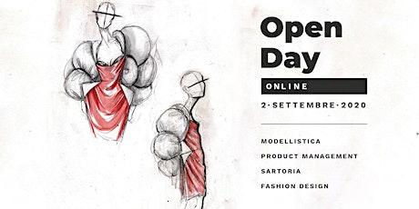Open Day Online - 2 settembre 2020 biglietti