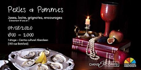 Perles et Pommes billets