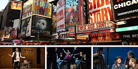 Broadway - La herencia judía entradas