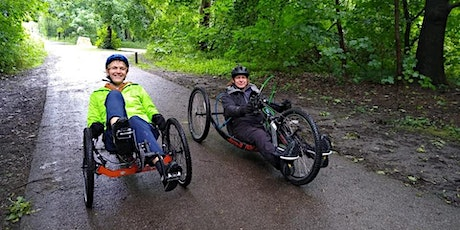 Adapted cycling taster session tickets