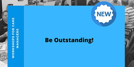 Be Outstanding! tickets