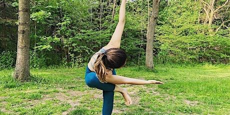 Yoga at Eglinton Park tickets
