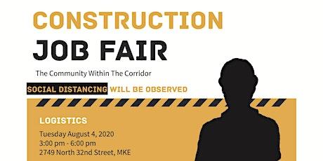 The Community Within the Corridor - Job Fair tickets