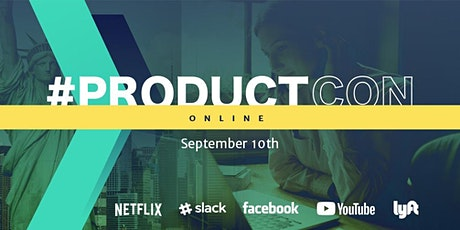 ProductCon Online: The Product Management Conference biglietti
