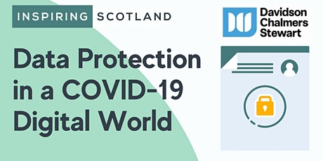 Data Protection in a COVID-19  Digital World tickets