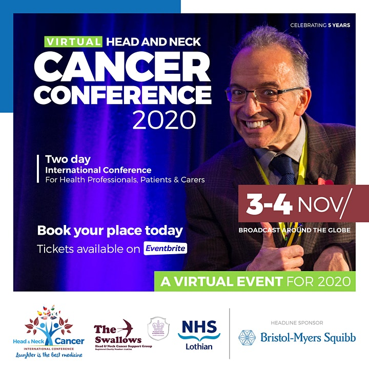 Virtual International Head & Neck Cancer Conference 2020 DAY 1 image