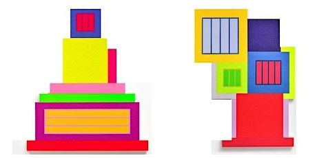 Exposición Peter Halley y temporada de arte en el Borne entradas