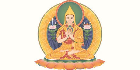 Weekend  COURSE with live streaming: The Oral Instructions of Mahamudra tickets