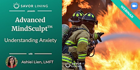 Advanced MindSculpt™ - Coping with Anxiety tickets