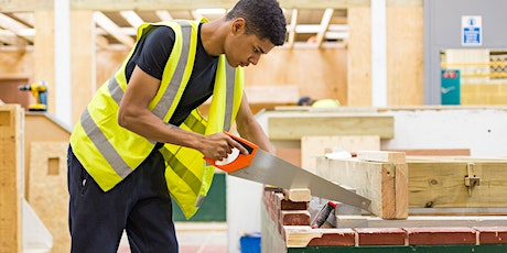 Aldershot College March Open Event (for Construction Courses) tickets