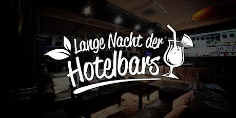 Lange Nacht der Hotelbars Hamburg Tickets