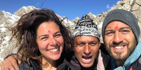 The two yogi's that met in a cave - a morning of yoga & meditation tickets