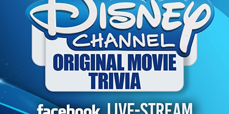 Disney Channel Original Movie Trivia Live-Stream tickets
