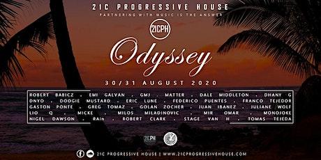 21CPH - Odyssey tickets