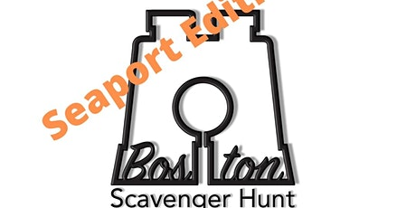 The Great Boston Scavenger Hunt: Seaport Edition! tickets