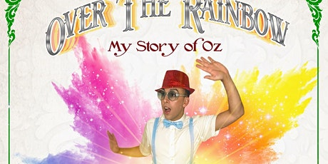 Over The Rainbow: A Live Stream Digital Experience! tickets